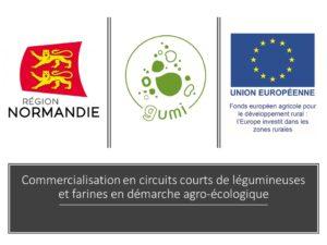 Soutien de Gumi par l'Union Européenne et de la Région Normandie